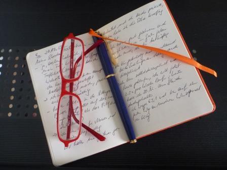 Das Tagebuch als Selbstcoaching-Tool