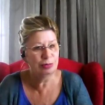 Gudrun im online-Coaching