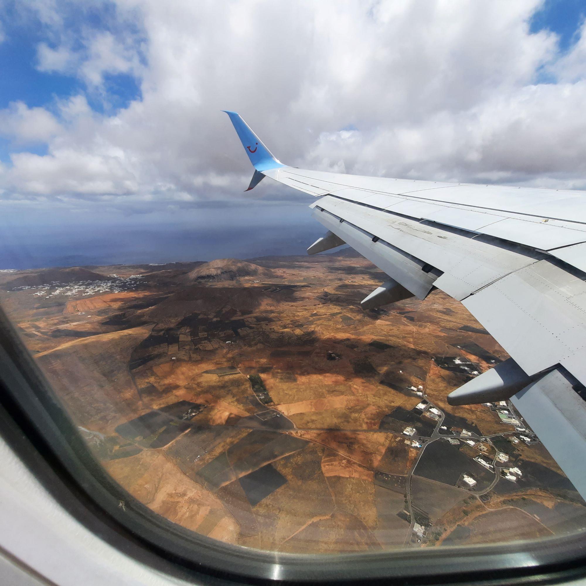 Luftaufnahme Lanzarote