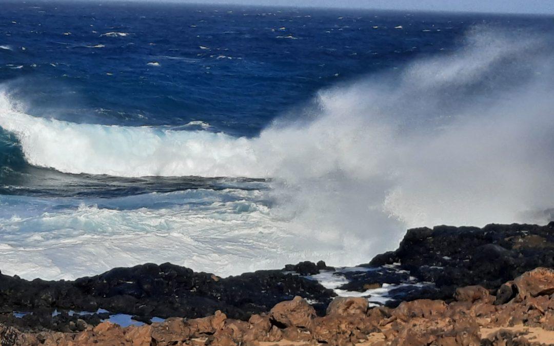 Monatsrückblick Mai 2021 – stürmisches Lanzarote