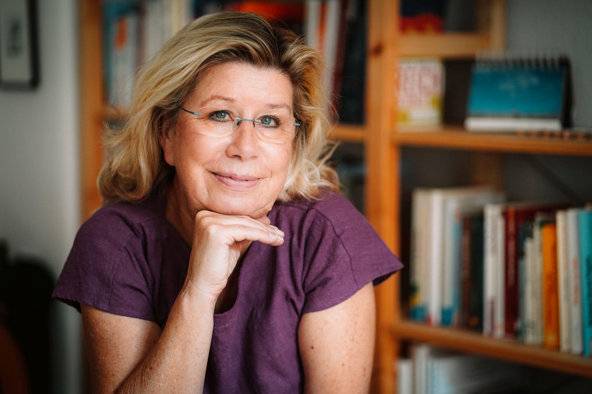 Gudrun Behm-Steidel Portrait Interview